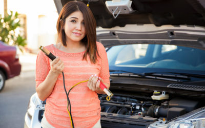 Replace Alternator or Replace the Battery