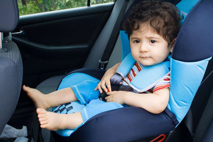 Car Seat Laws in California To Protect Kids