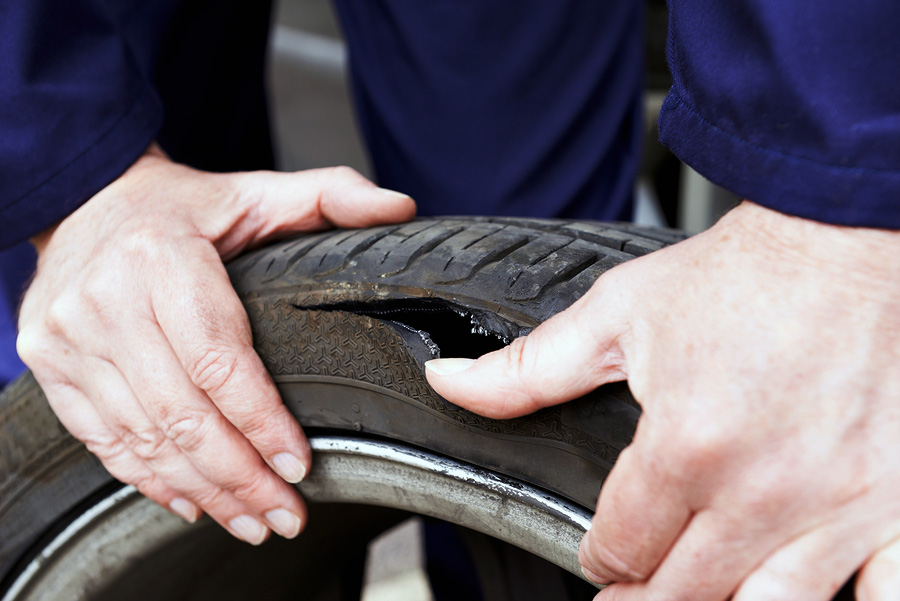 Get a car check up to avoid blown tires and hoses.